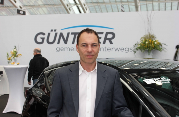 Opel: Christoph Günther