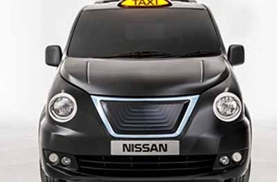 Neues London-Taxi
