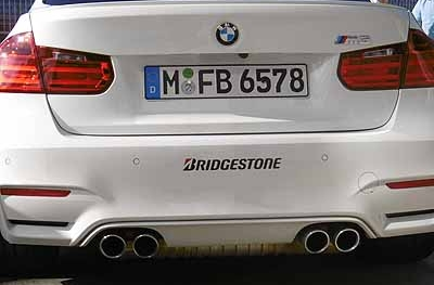 Bridgestone am Ring