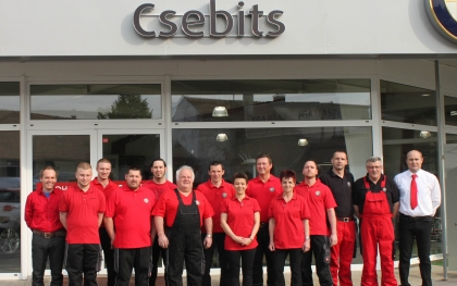 """Goldenes"" bei Csebits"