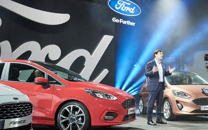 "Ford: Die ""Go Further-Fiesta"""