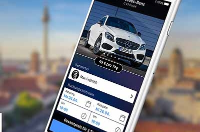 Mercedes baut private Carsharing-Plattform aus