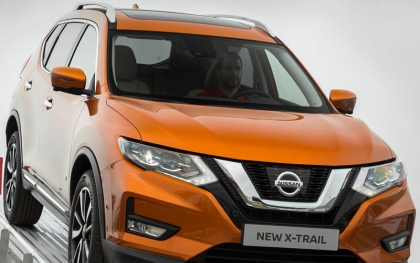 Nissan enthüllt X-Trail-Update