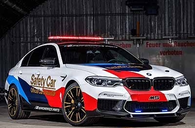 MotoGP: Scharfes Safety Car