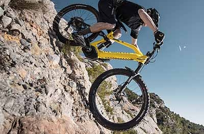 Peugeot: Neues E-Mountainbike
