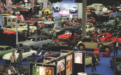 27.000 bei Classic Expo in Salzburg