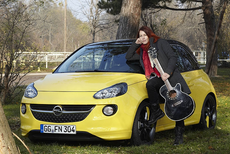 (Opel) Adam & Eve