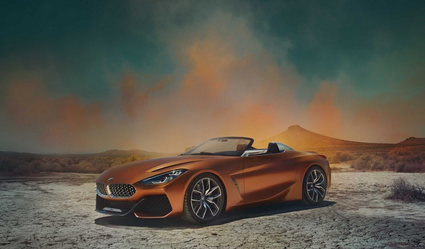 BMW Z4 – Made in Austria