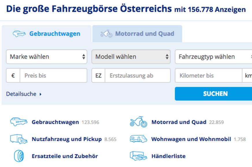 Willhaben Weiterhin österreichs Größter Digitaler Marktplatz Auto