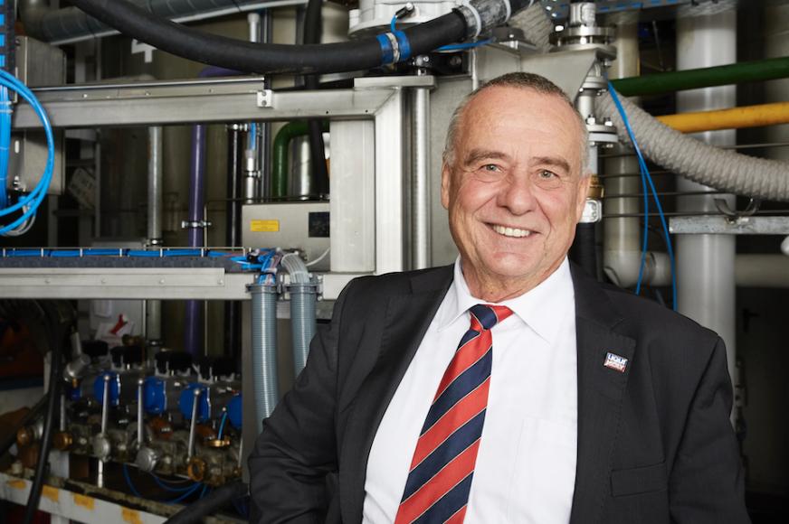 Ernst Prost Geschäftsführer Von Liqui Moly Auto Wirtschaft