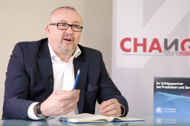 Change! Interview: Andreas Henkelmann, ZF Aftermarket