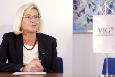 Change! Interview: Prof. Elisabeth Stadler, Vienna Insurance Group